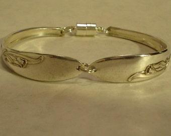 1957 Cherie Silverplate Spoon Bracelet
