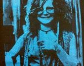 Janis Joplin T-shirt - All Sizes S-3XL