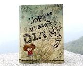 60% OFF SALE - Happy Memory Diary