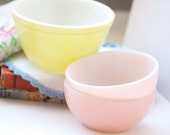RESERVED Listing---Pink Fire King Bowls Only