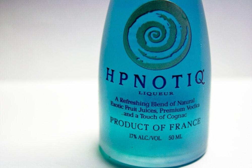 Hpnotiq Christmas Ornament Hipnotiq Liqueur by BoozyChristmas