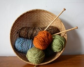 Earthy Toned YARN - DeconstructingRose