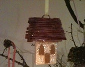 Mini Fairy House ornaments , buy 3 get one free : )