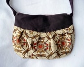 Dragonfly purse- small purse with zipper- SALE