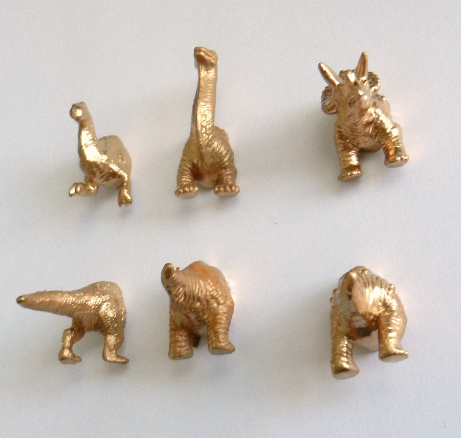 Magnets Animals Dinosaurs Stocking By Juxtapositionsc