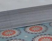 ENVELOPES - Small Mini Coin Shipping Tag / 2.25 x 3.5 inch / White
