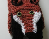 Faux Fox Scarf - Made To Order