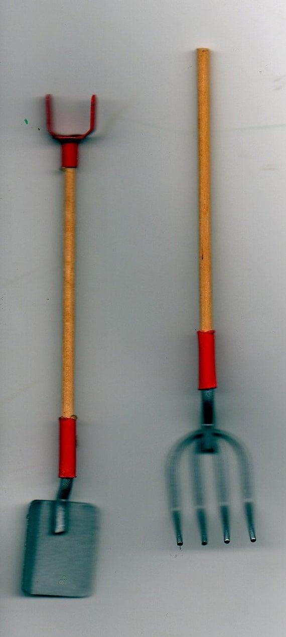 Teeny Tiny Shovel & PItchfork