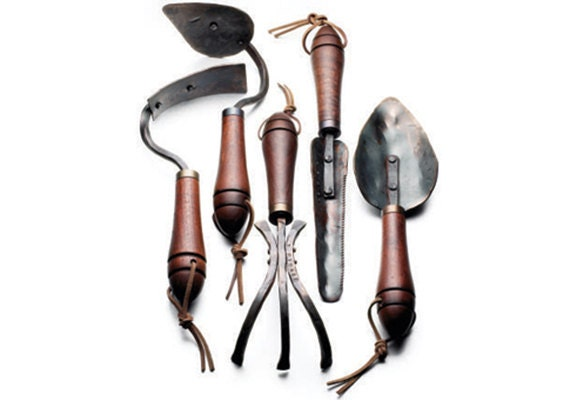 Father's Day Gardening Gift Tool Set - Save 10% - Plus Free Shipping