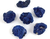 Azurite Blueberry, Large, Jewelry and Wire Wrapping Supplies, Rough and Natural