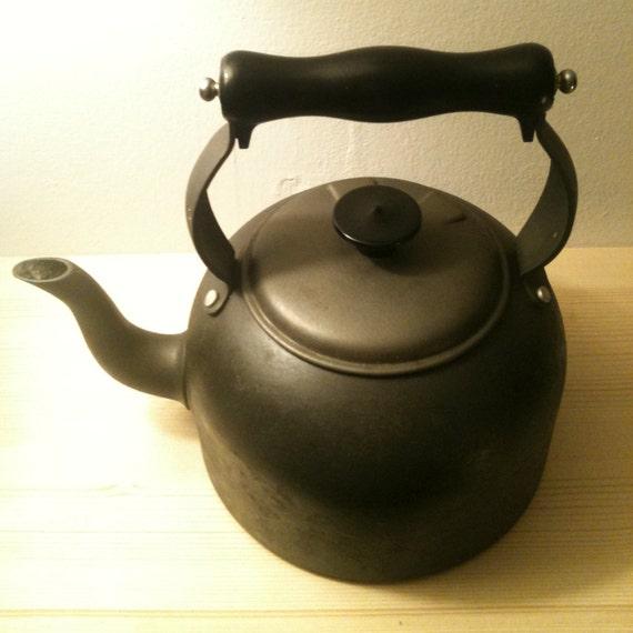 Calphalon Tea Kettle Home Decor Vintage Made In By HankVintage