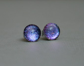Underworld - Color Changing - Stainless Steel Stud Earrings