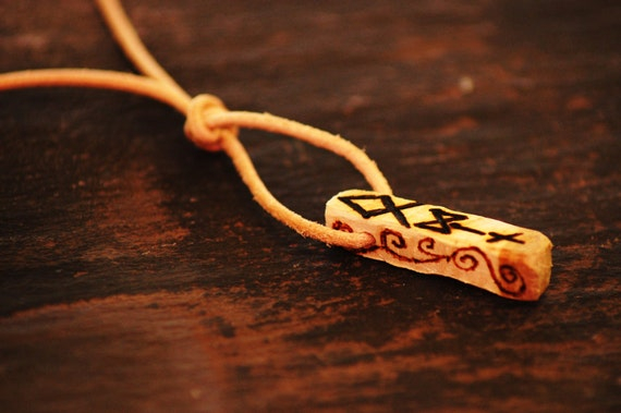 ODIN Rune Pendant.