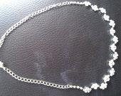 twinkling vintage necklace