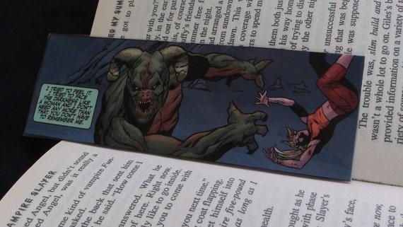 Buffy the Vampire Slayer Graphic Novel Bookmark-BVS03
