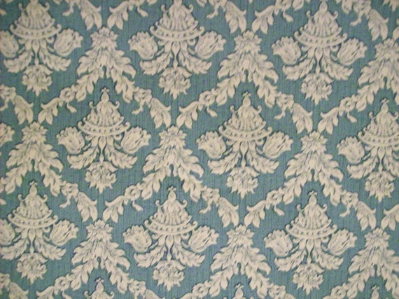 Vintage Ready Pasted Vinyl Wallcovering by Shand Kydd 4 Plus Rolls SALE