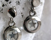 Starlight Resinwork Earrings