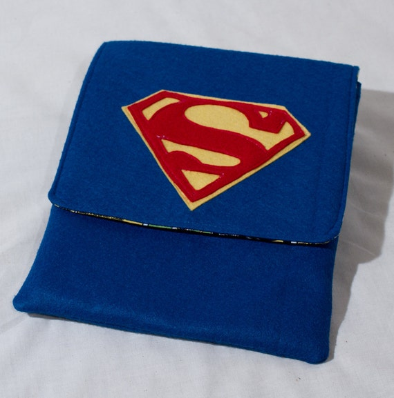 Superman inspired iPad case