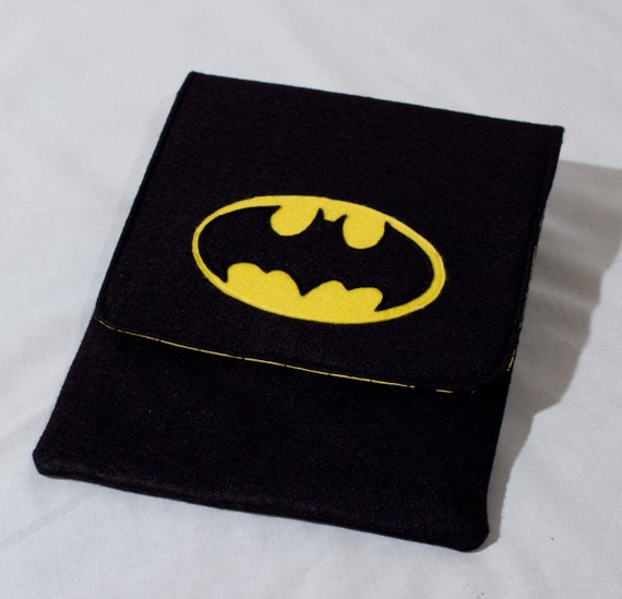 Batman inspired iPad case