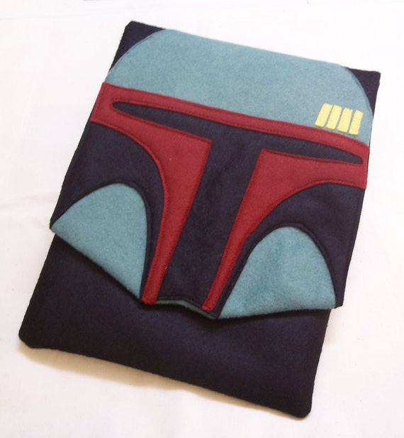 Boba Fett - Star Wars inspired iPad case