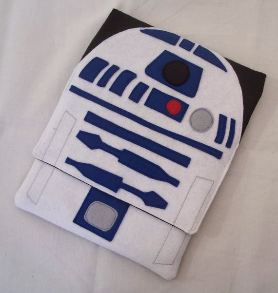 R2D2 - Star Wars inspired iPad case