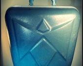 Vintage Flight Attendant Bowling Ball Bag