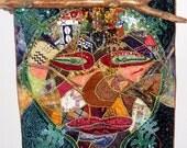 Cuyahoga Forest Spirit Art Quilt