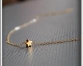 twinkle twinkle little star necklace