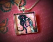 Limited Edition Art Pendant Necklace