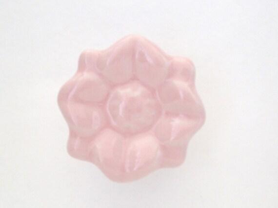 SALE - Pretty in Pink Knob