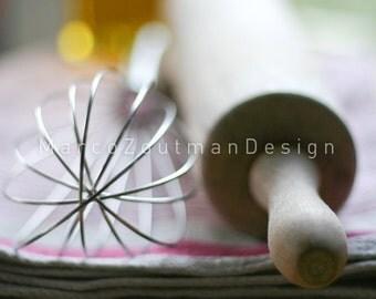 "Kitchen art kitchenware - 8x8"" photography print"