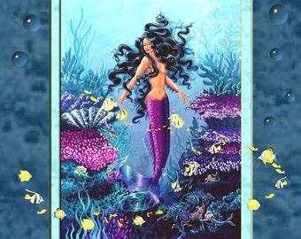 Coral Fairies 8x10 print