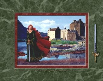 Lady McDonnan. 8x10 Print