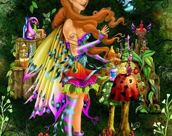 Apothecary Fairy
