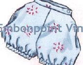 Plus Size (or any size) Vintage 1950s Panties Pattern - PDF - Pattern No 215 Melanie Panties