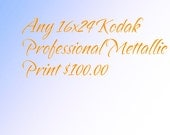 Any 16x24 Kodak Professional Metallic Print NYC