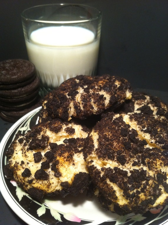Oreo Cheesecake Cookies- Made fresh, Baked goods, Delicious