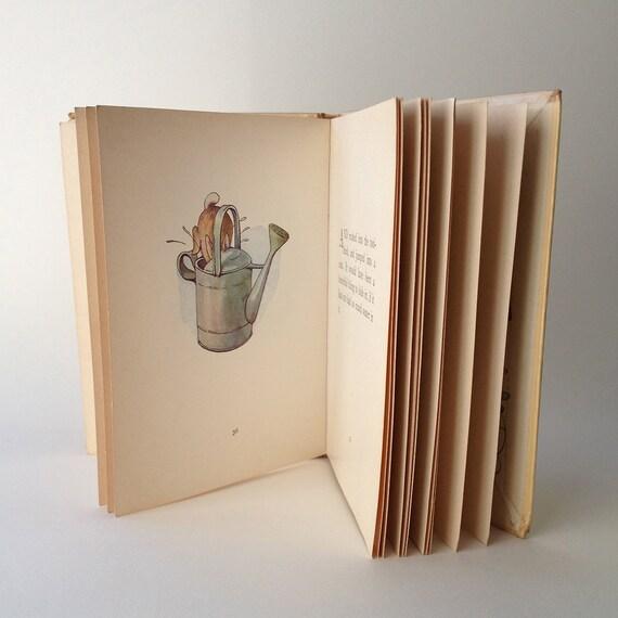Vintage Beatrix Potter The Tale of Peter Rabbit