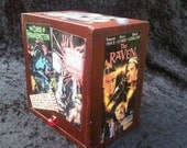 Gothic Double Feature Horror Movie Cigar Box
