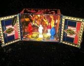 USA Bush League-Cigar Box Art