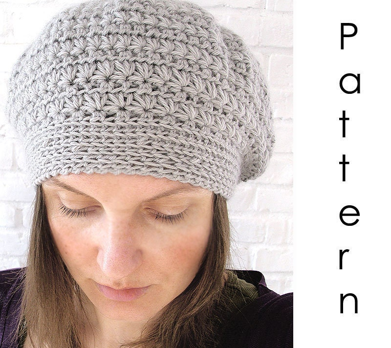 Free Crochet Hat Patterns Beret : Chandeliers & Pendant Lights