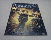 Mini 3D Resident Evil Poster