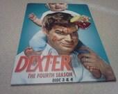 Mini 3D Dexter Poster