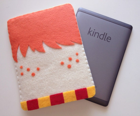 Ron Weasley Kindle Cozy