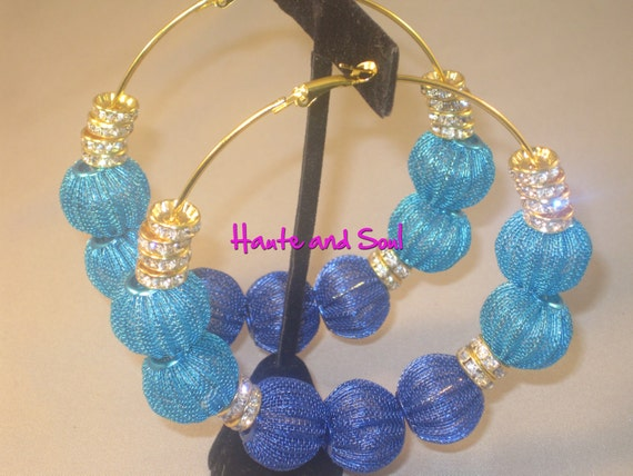 Basketball Wives Carnivale  Mesh Hoops Love and Hip Hop Poparazzi Inspired