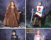 Simplicity Costume Pattern 0504 (aka 5520) - Child's Fantasy Costumes