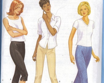 Butterick Sewing Pattern 6022 - Women's Pants (6-10)
