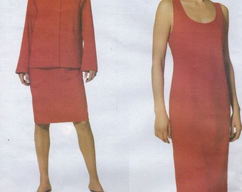 Vogue Sewing Pattern 2310 - Misses' Jacket & Dress (6-10)