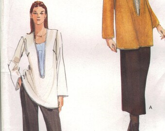 Vogue Sewing Pattern 7147 - Misses' Tunic, Skirt & Pants (6-10)