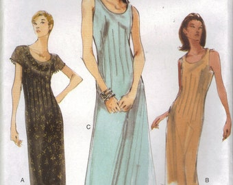 Vogue Sewing Pattern 9970 - Misses' Dress (8-12, 14-18)